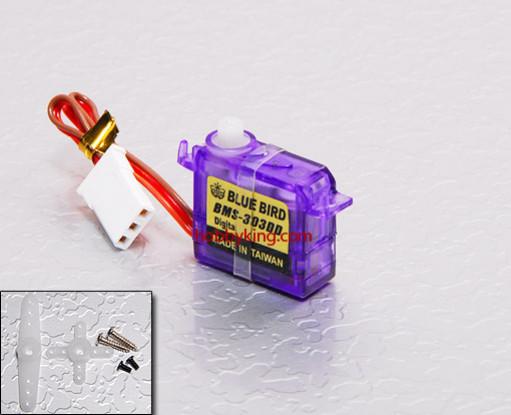 BMS-303DD Ultra-Digital-Micro Servo 0.7kg / .11sec / 3.4g (V2)