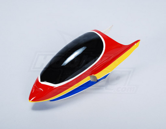 Fiberglass Canopy für Thunder E325