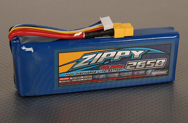 ZIPPY FlightMax 2650mAh 4S1P 40C
