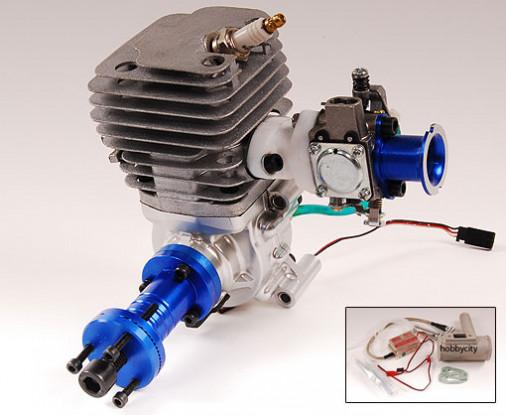 45cc Gasmotor w / CD-Zündung 3kW +