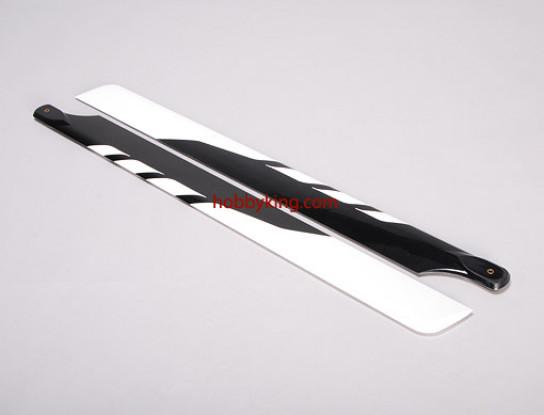 Voll Fiber Glass 550 Größe Klingen (AUSVERKAUF)