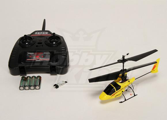 Hawk 2,4 GHz Micro Koaxial Heli w / 2,4-GHz-Tx