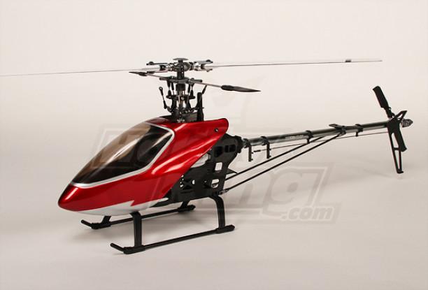 HK-500GT (TT) 3D-Torque-Schlauch-Elektro-Hubschrauber-Kit (inkl. GF Klingen und Extras)