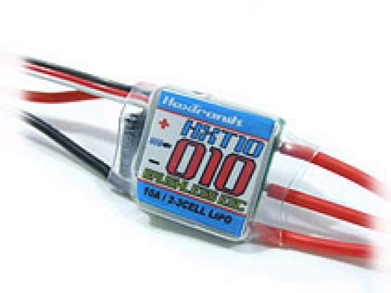 hexTronik PRO 10A BESC w / PC Programmierbarkeit