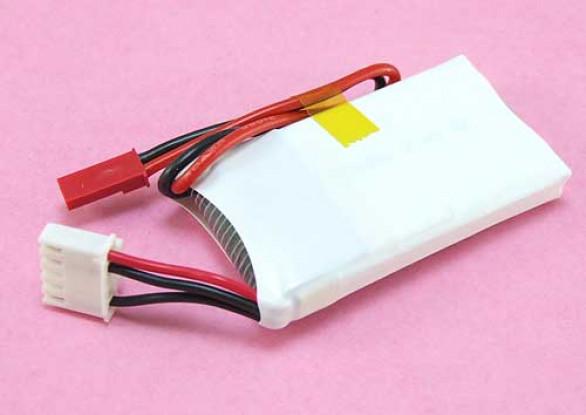 HXT 450 2S 12C Lipo (Polyquest Stecker)