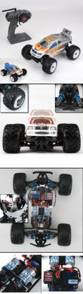 18.01 Mini-BLSP2 Monster Truck RTR