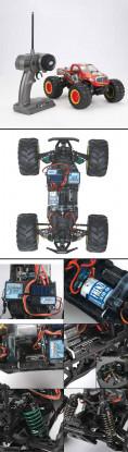 18.01 Raminator Monster Truck RTR