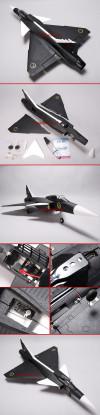 JAS-39 Kampfflugzeug-w / Brushless EDF RTF