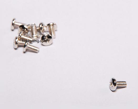 Maschine Spinner Schrauben M3x6 (10pcs / set)