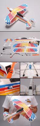 Christen Eagle Aerobatic Micro Flugzeug EPP Kit w / Motor & ESC