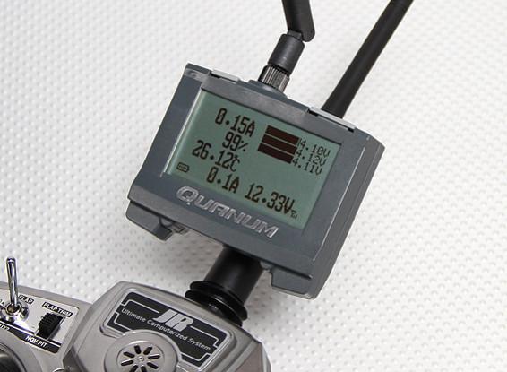 Quanum 2,4 GHz Telemetriesystem (Volt / Amp / Temp / mAh) V3.0
