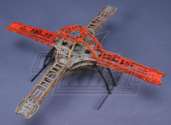 Hobbyking Quadcopter Rahmen V1