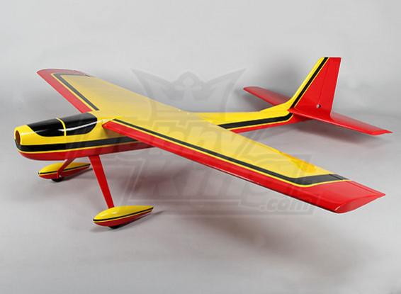 Racer Cat 60 Balsa 1600mm Glow (Gelb) (ARF)