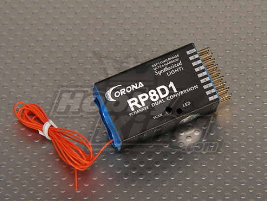 Corona synthetisierte Doppel-Conv Receiver 9Ch 40Mhz