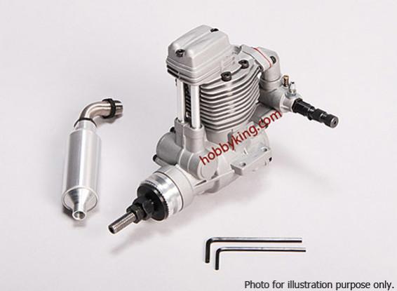 SCRATCH / DENT - ASP FS61AR Four Stroke Glow Motor
