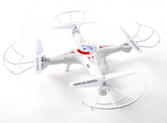SCRATCH / DENT - K-300 6-Achsen-Quadrocopter mit LED-Beleuchtung (RTF)