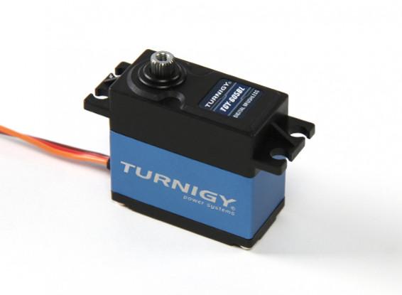 SCRATCH / DENT - Turnigy TGY-605BL Digital-Metall-Getriebe High Speed Brushless Servo 60g / 5.5kg / 0.05sec