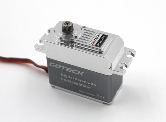 SCRATCH / DENT - Goteck DC2614S Digitale MG Metall umkleidet High Torque Servo 77g / 16kg / 0.12sec