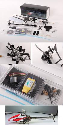 SJM 400-Pro F Combo Kit w / ESC + Motor (AUSVERKAUF)