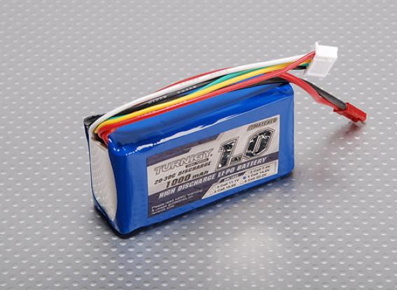 Turnigy 1000mAh 4S 20C Lipo-Pack