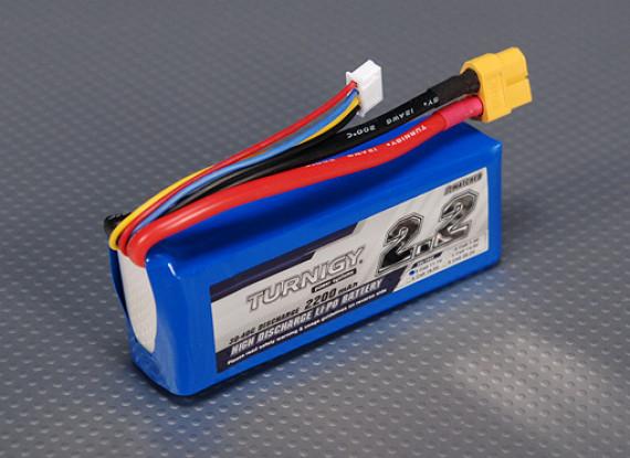 Turnigy 2200mAh 3S 30C Lipo-Pack