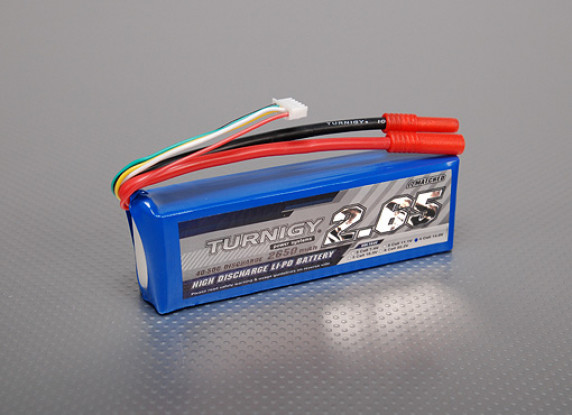 Turnigy 2650mAh 4S 40C Lipo-Pack