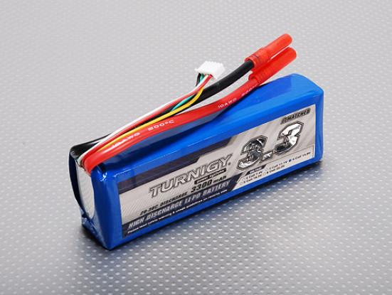 Turnigy 3300mAh 4S 20C Lipo-Pack