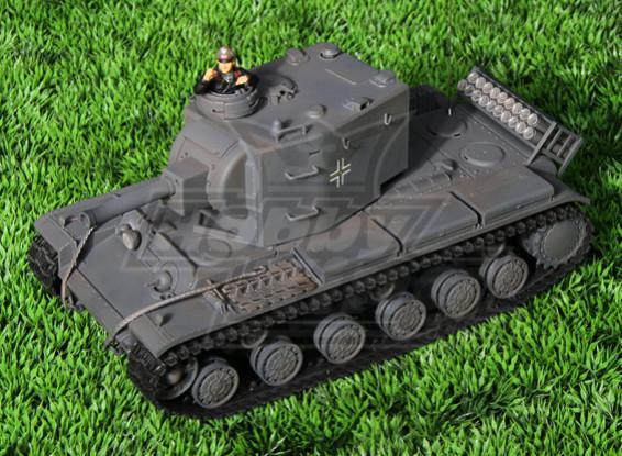 Pz.754 (r) InfraRed RC Kampfpanzer - Deutsch Grey (RTR)