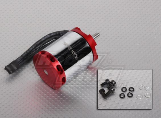 Turnigy 600 H3763 Brushless Outrunner 1330kv (600 Klasse Heli)