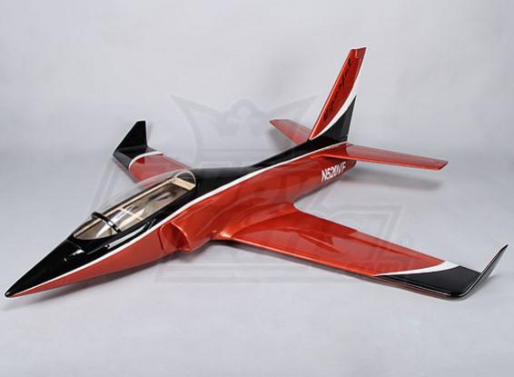 ViperJet Fiberglas 90mm EDF 1250mm (ARF)