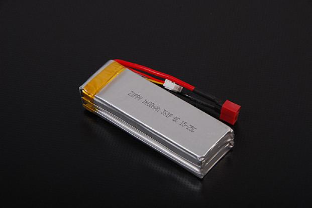 ZIPPY 1600mAh 3S1P 15-25C (eingestellt)