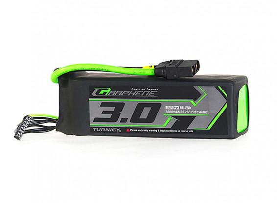 Turnigy-Graphene-Panther-3000mAh-6S-75C-Battery-Pack-9067000376-0
