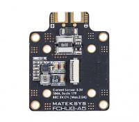 Matek FCHUB-A5 with 184A Current Sensor and 5V/2A BEC Front