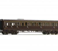 Roco/Fleischmann HO Scale 2nd/3rd Class Centoporte Passenger Carriage FS