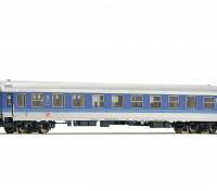 Roco/Fleischmann HO Scale 1st Class Express Passenger Carriage w/ Bistro DB-AG