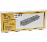 Micro Engineering HO Scale 50ft Open Deck Girder Bridge Kit (70-501)