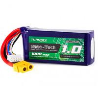 Turnigy Nano-Tech 1000mAh 4S 70C Lipo Pack w/XT60 (HR Technology)