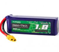 Turnigy Nano-Tech 1800mAh 4S 70C Lipo Pack w/XT60 (HR Technology)