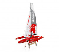 Thunder Tiger Volans 1m Trimaran Racing Yacht Kit
