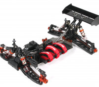BSR Berserker 1/8 Electric Truggy Updated (Kit) - front drive