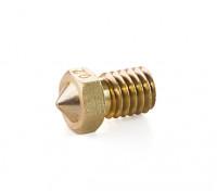 3D Printer Brass Extruder Nozzle 1.75/0.2mm (suits E3D)