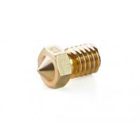 3D Printer Brass Extruder Nozzle 1.75/0.25mm (suits E3D)