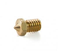 3D Printer Brass Extruder Nozzle 1.75/0.35mm (suits E3D)