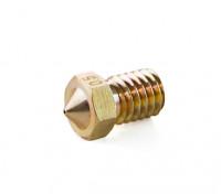 3D Printer Brass Extruder Nozzle 1.75/0.5mm (suits E3D)