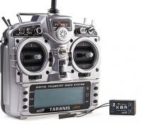 FrSky 2,4 GHz ACCST TARANIS X9D PLUS und X8R Combo Digitale Telemetrie Radio System (Mode 2)