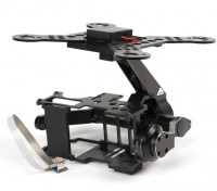 SCRATCH/DENT - X-CAM A22-2H  2 Axis Gimbal System for Sony Nex7 & BMPCC