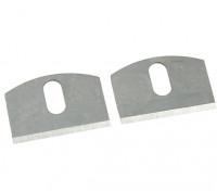Zona Precision Spoke Shave Ersatzklingen (2 Stück)