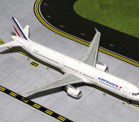 Gemini Jets Air France Airbus A321-200 F-GTAN 1:200 Diecast Model G2AFR400