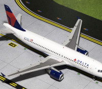 Gemini Jets Delta Air Lines Airbus A320-200 N374NW 1:200 Diecast Model G2DAL328