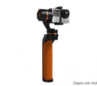 Vipro-HG (für GoPro Hero3 / 4) 3-Achsen-Hand Gimbal